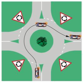 47-roundabout-right-single-lane