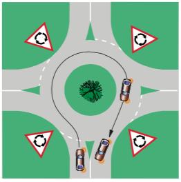51-roundabout-full-turn-single-lane