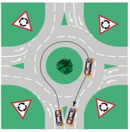 52-roundabout-full-turn-multi-lane
